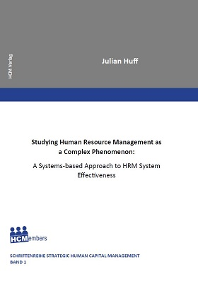 HCM Verlag - Human Capital Management - LMU Munich
